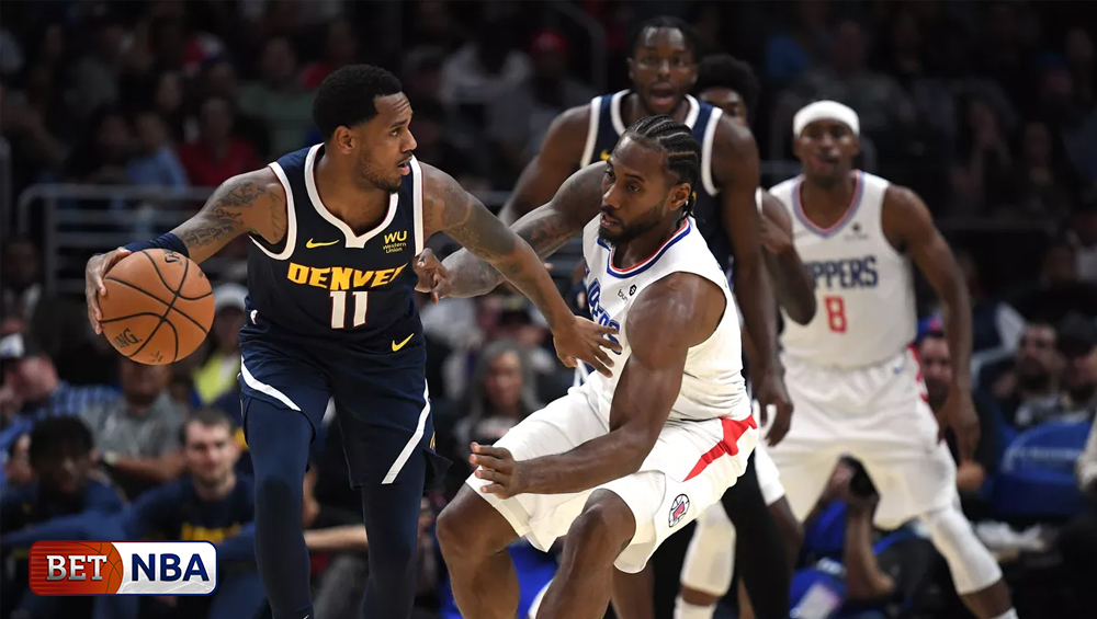 NBA Playoffs: Game 1 Of Denver Nuggets vs. Los Angeles Clippers