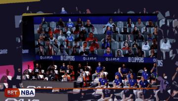 NBA Eyes 5G, Hologram Technology For 2020-21 Live Games