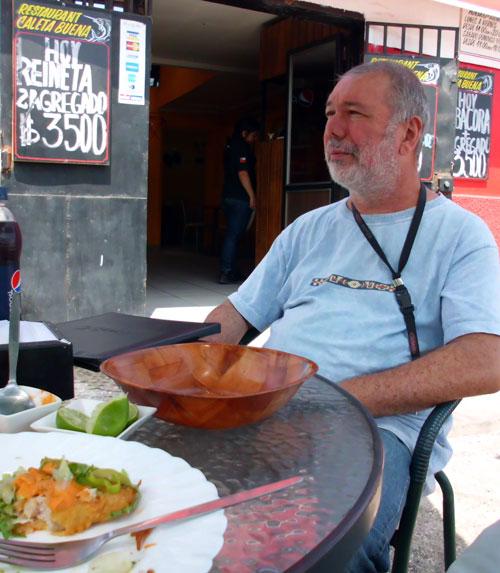 No Chile a parte mais cara da viagem