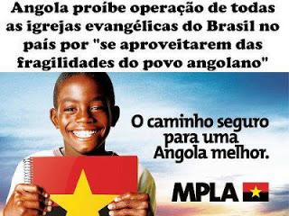 angola proibe evang.