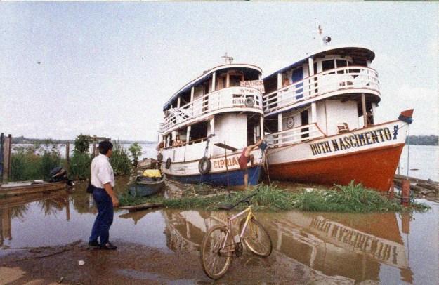 rio madeira decada 80