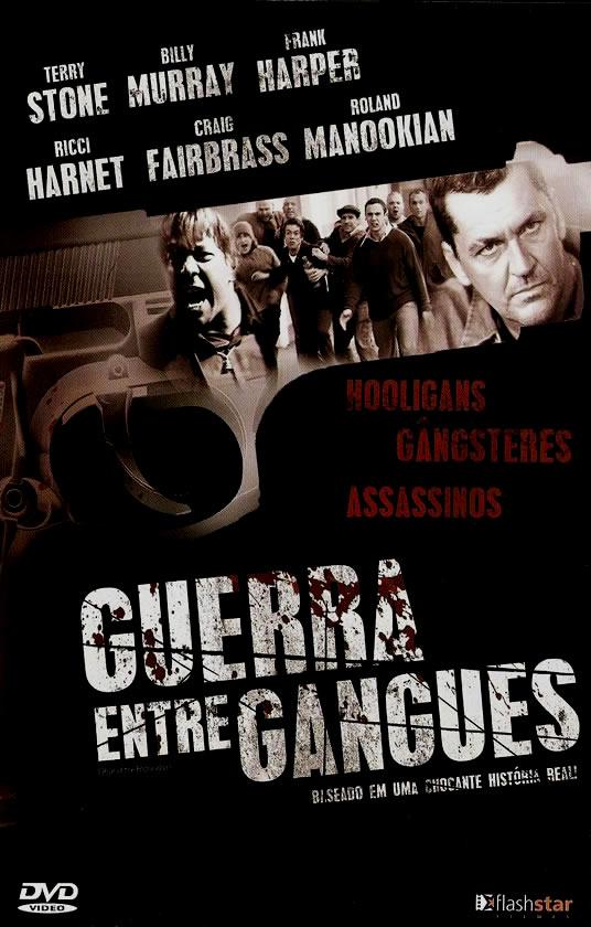 Poster do filme Guerra Entre Gangues