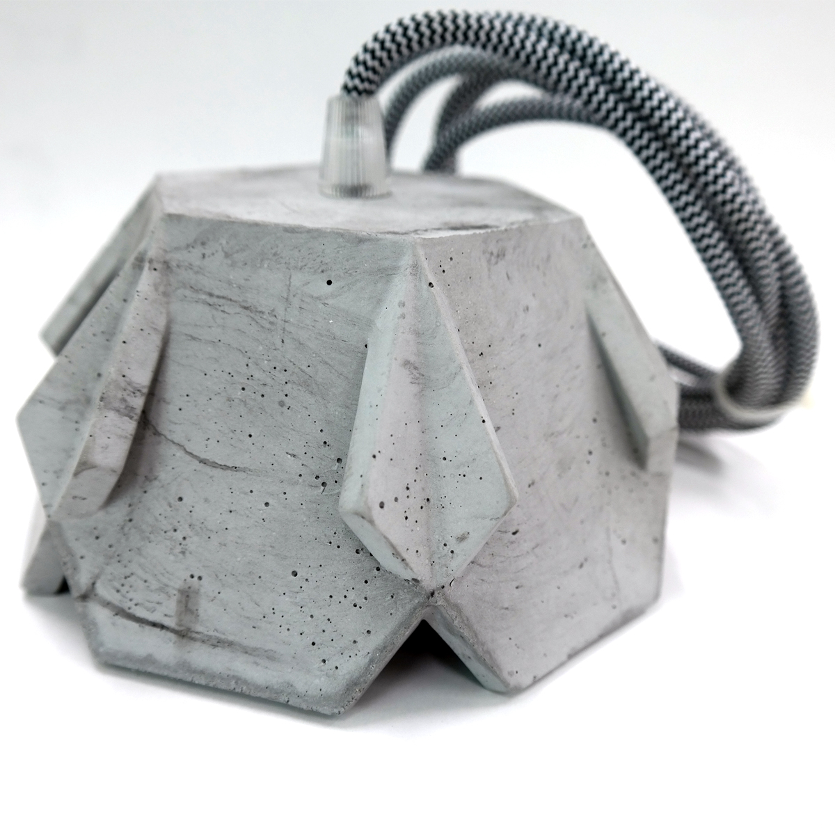 Jill-Concrete-pendant-lamp-side-grey