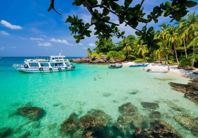 フーコック–「天国のような真珠島」3