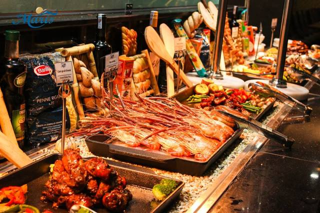 今年の最大料理展は、8月にホーチミン市で開催されます。5
