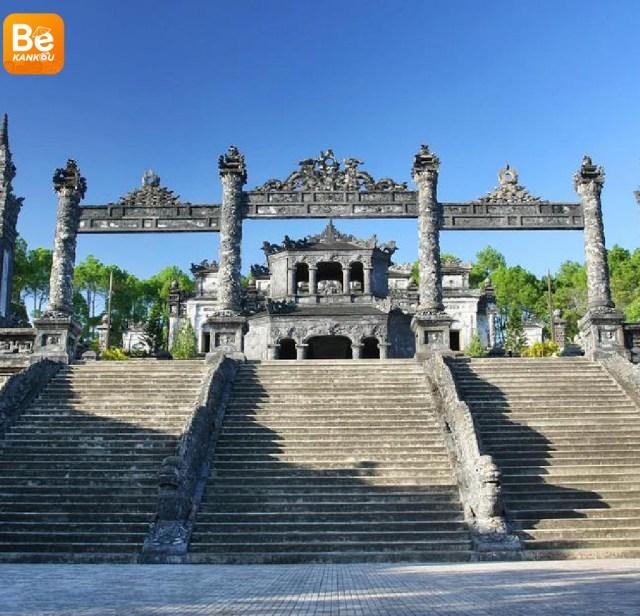 Hue - フエ観光:「夢の国」-25