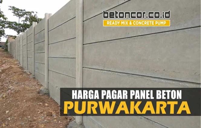 harga pagar panel beton purwakarta