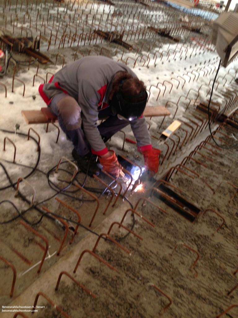 interessieren für Betonstahlschweissen und Industriemontageservice R. Zienert aus Meiningen