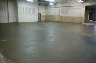 Sandėlio grindų betonavimas