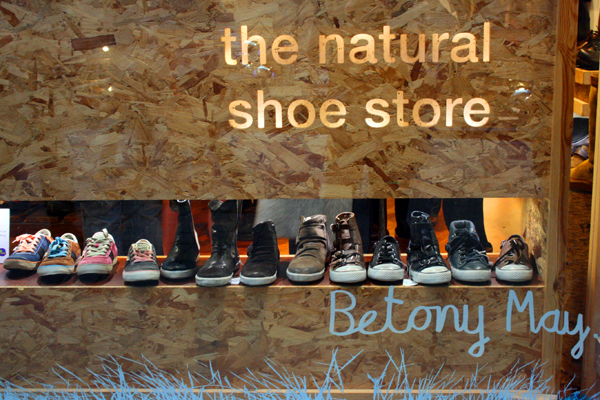 Natural Shoe Store Neal St