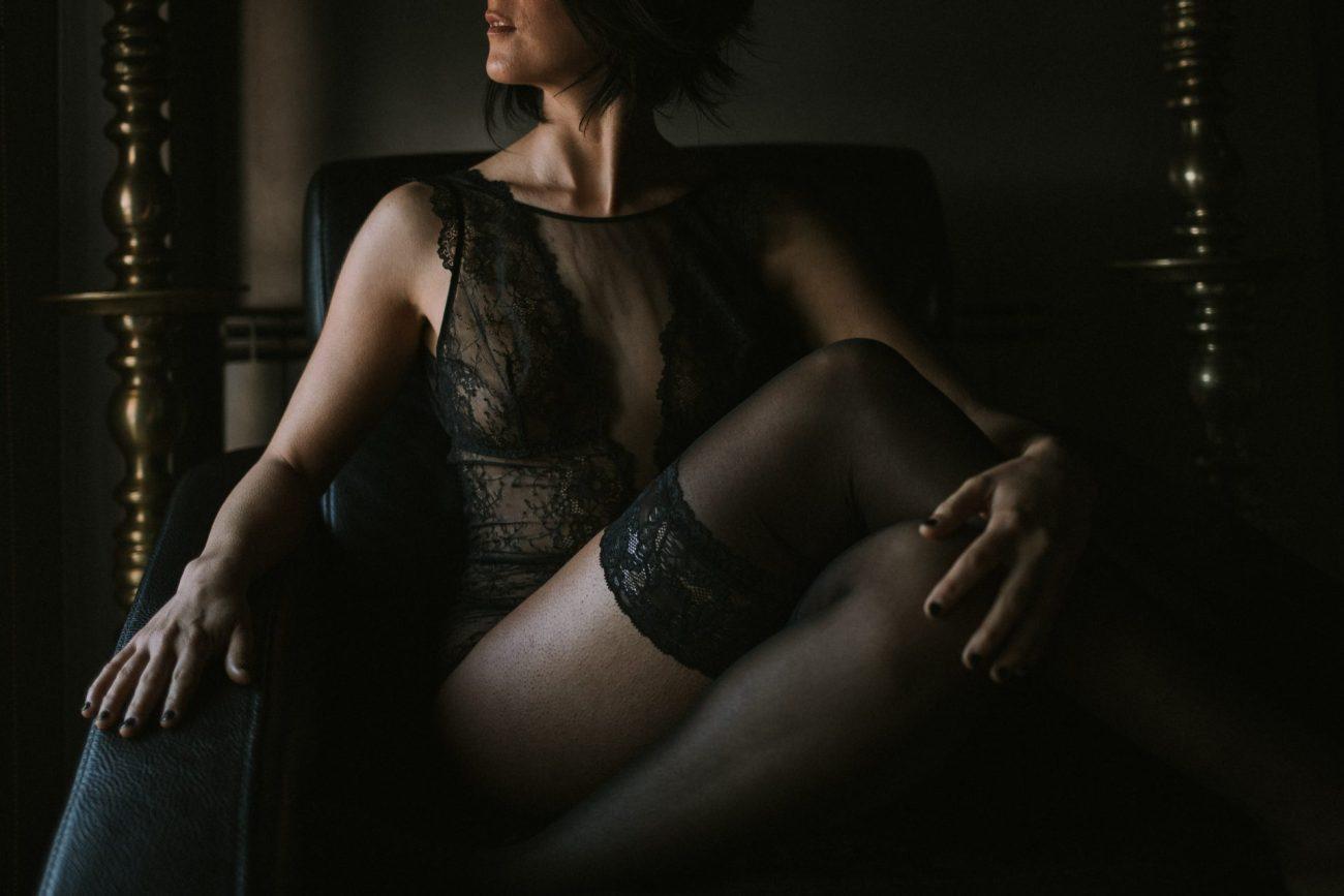 fotografías sensuales