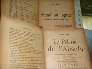 Le Pèlerin de L´Absolu et Le Mediant Ingrat (I)