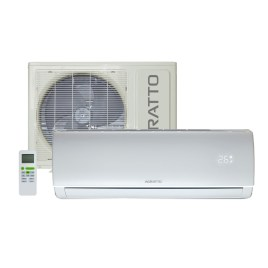 Ar Condicionado Split Hw On/off Eco Agratto 18000 Btus Quente/frio 220V Monofasico