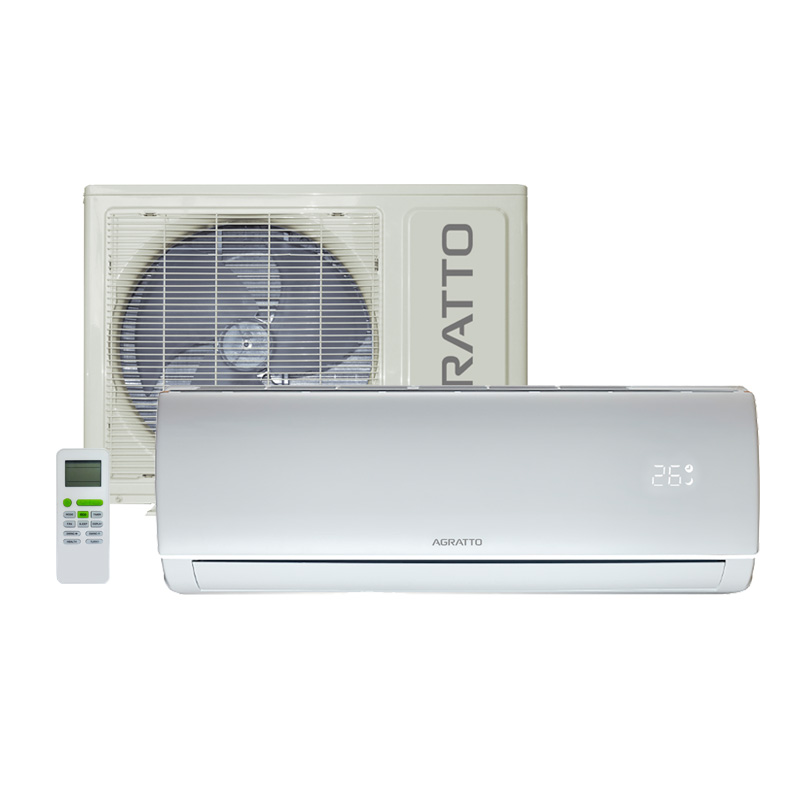 Ar Condicionado Split Hw On/off Eco Agratto 22000 Btus Quente/frio 220V Monofasico
