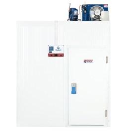 Câmara Fria Gallant 2R-DCP 2×2 Painéis Resfriado Standard com Piso Pain com Cond Danf 220v Mono