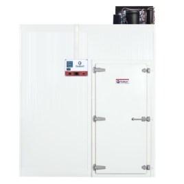 Câmara Fria Gallant 01R-ESP 2×1 Paineis Resfriado Standard sem Piso Pain com Cond Elgin 220v mono