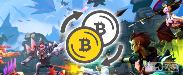 BetOverwatch.eu - Bitcoin betting exchange