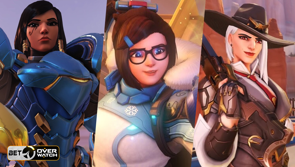 Overwatch Extends The Experimental Card Update