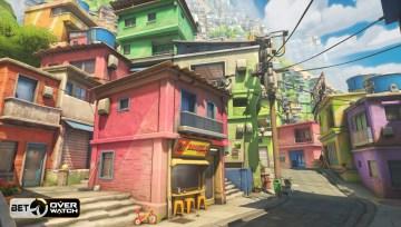New Overwatch Rio de Janeiro Map: Inspired By CS:GO's Favela