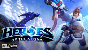 Mei From Overwatch Joins Heroes of the Storm