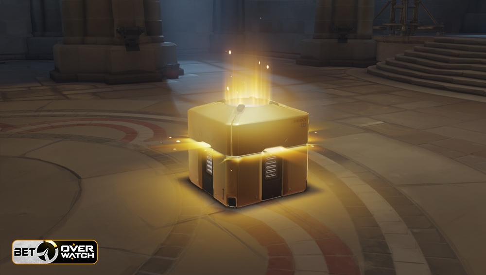 Overwatch New Drop Rates Revealed For Standard Loot Boxes