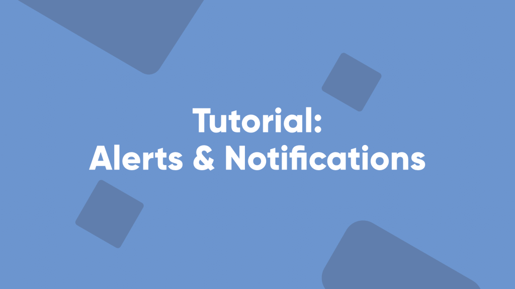 football alerts & notifications tutorial betpractice studio