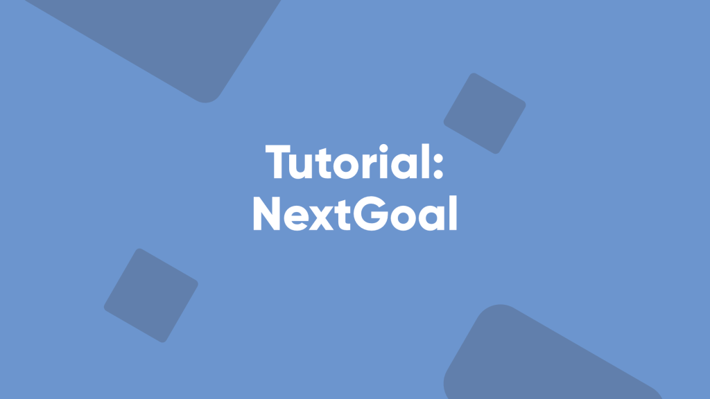 betrpactice studio tutorial next goal prediction