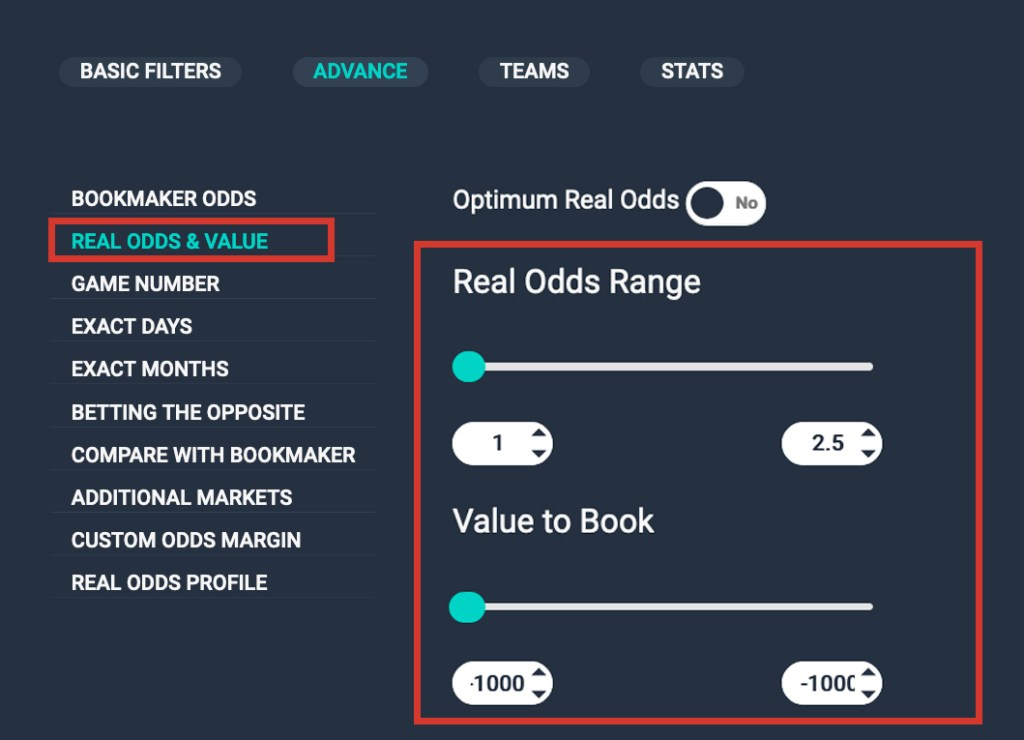 3 profitable betting strategies third filters real odds 1