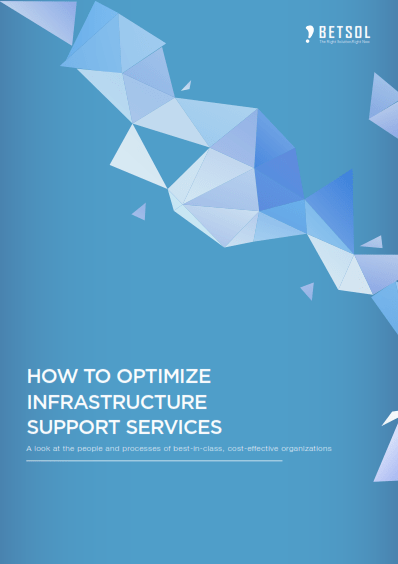 White Paper - Infrastructure Support Services - People and Process Best