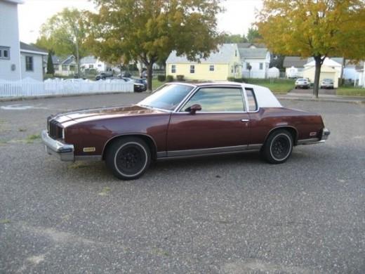 1970s design: Oldsmobile