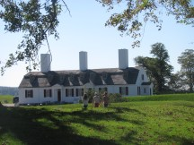 Fort Anne National Historic Site.