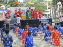 A festival in Hue.