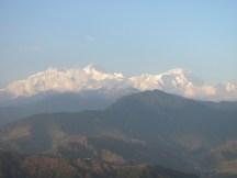 Nearly to the top of Sarangkot.