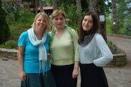 Me, Cici, and Ana.