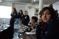 Presentation on Gender-Based Violence for 15 Days of Activism