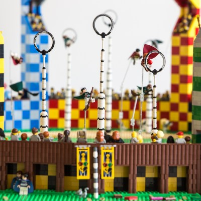 Lego Mania at Brickfair Birmingham
