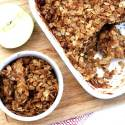 Momma's Favorite Apple Crisp