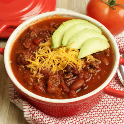 Feed Your Family This Easy Classic Chili