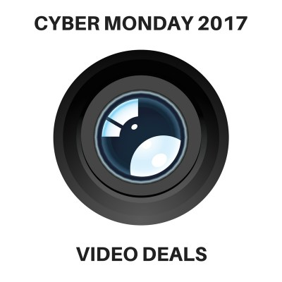 2017 Cyber Monday Video Deals