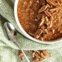 Instant Pot Pumpkin Pie Steel Cut Oatmeal