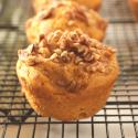 Pumpkin Praline Muffins { Gluten Free / Dairy Free }