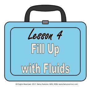 Lesson 4 Fluids