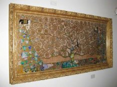 Reproduction - Klimt - The Tree of life