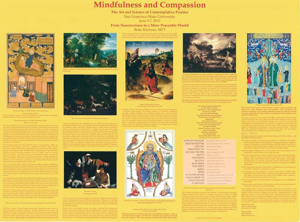MindfulnessandCompassion poster