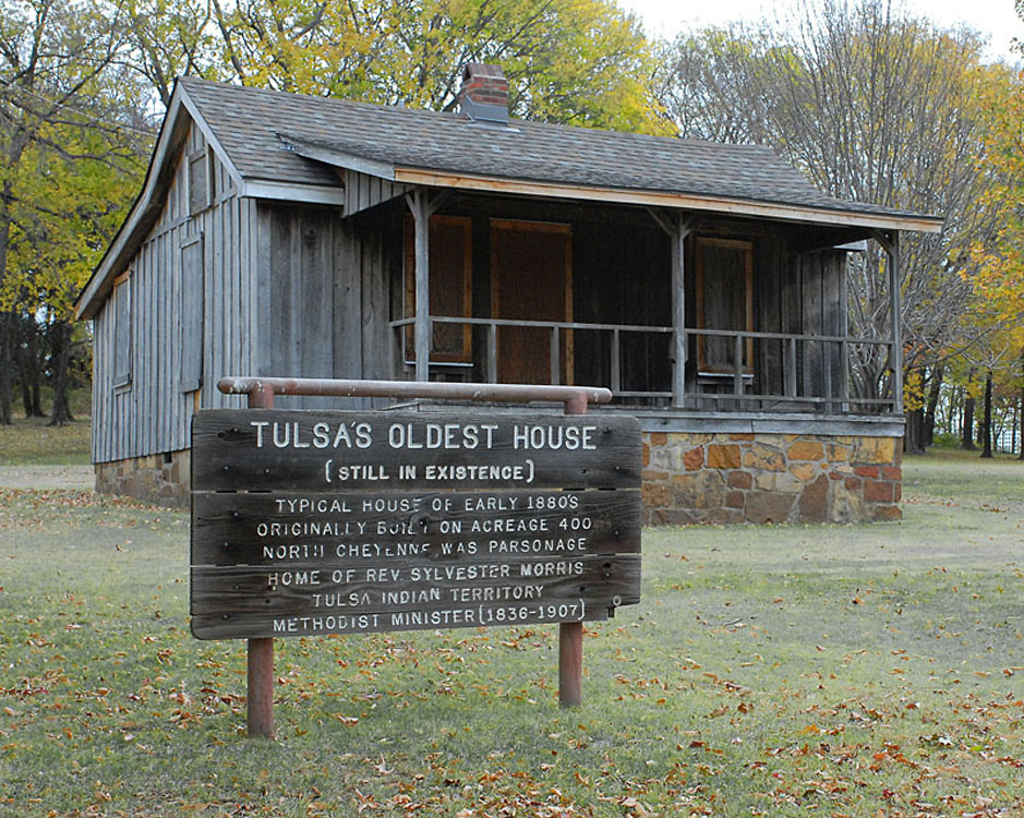 Oldest House in Tulsa (2/6)