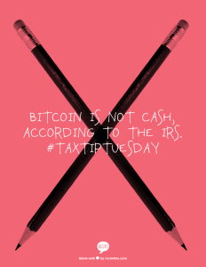 bitcoin not cash