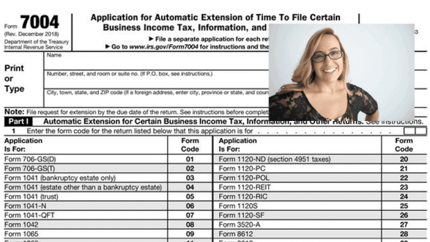 Form 7004