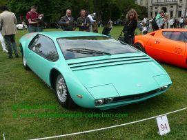 Bizzarrini P538 Manta Concept 1968, by Italdesign-Giugiaro