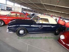 Lancia Aurelia Cabriolet 1955, by Beutler
