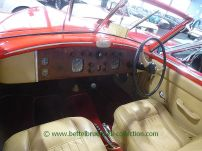 Bristol 401 Cabriolet 1951, by Beutler